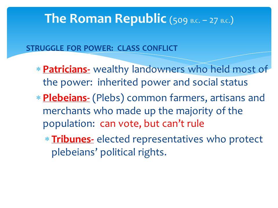 The Roman Republic the Punic Wars ppt video online download – Roman Republic Worksheet