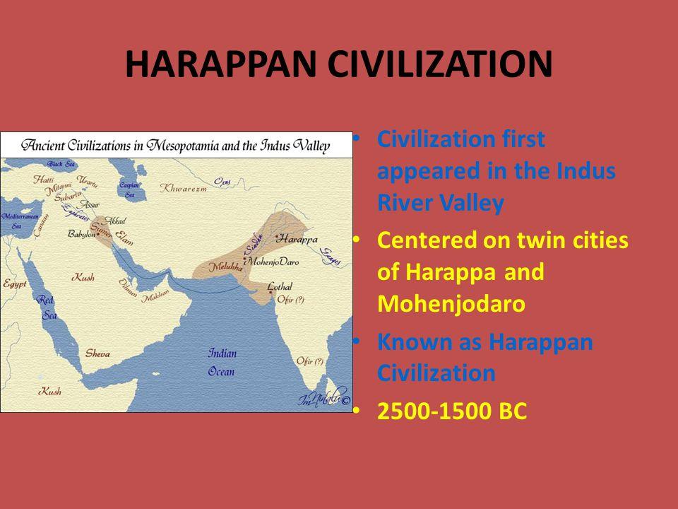 essay on harappan civilization