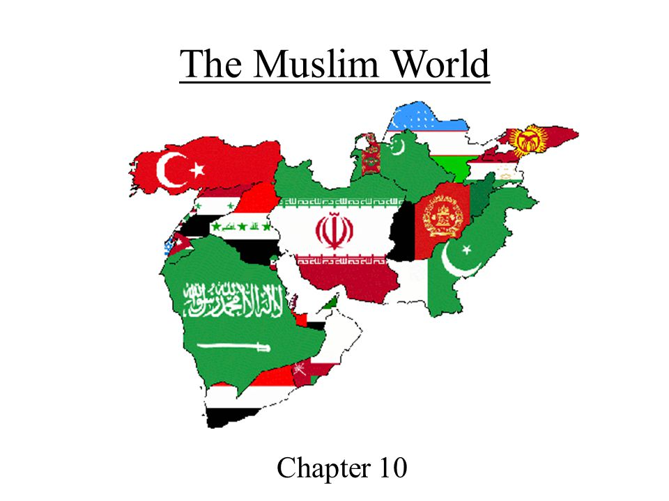 The Muslim World Chapter 10