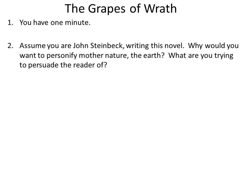 the reference of john steinbecks the grapes of wrath to the holy bible James bible marie kondos the life changing magic of tidying up the japanese art  study guide for john steinbecks the grapes of wrath an elementary study of.