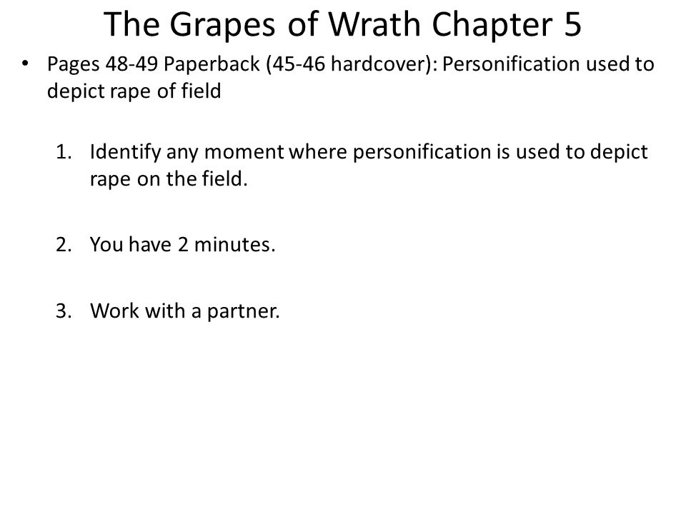 the grapes of wrath tone and Steinbeck's use of language in ''the grapes of wrath'' not only helps to set the tone of the piece, but also the mood in this lesson, we'll take a.