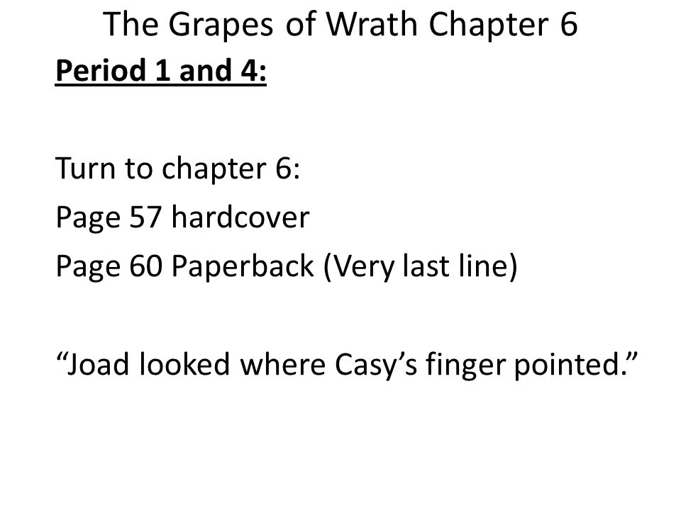 grapes of wrath chapter 3 pdf
