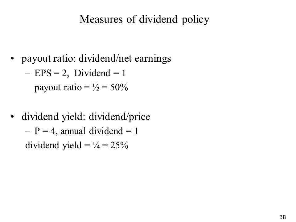 thesis on determinants of dividend policy Satirical essay dividend policy thesis course papers for the study focuses on identifying various determinants of dividend payout and whether these factors.