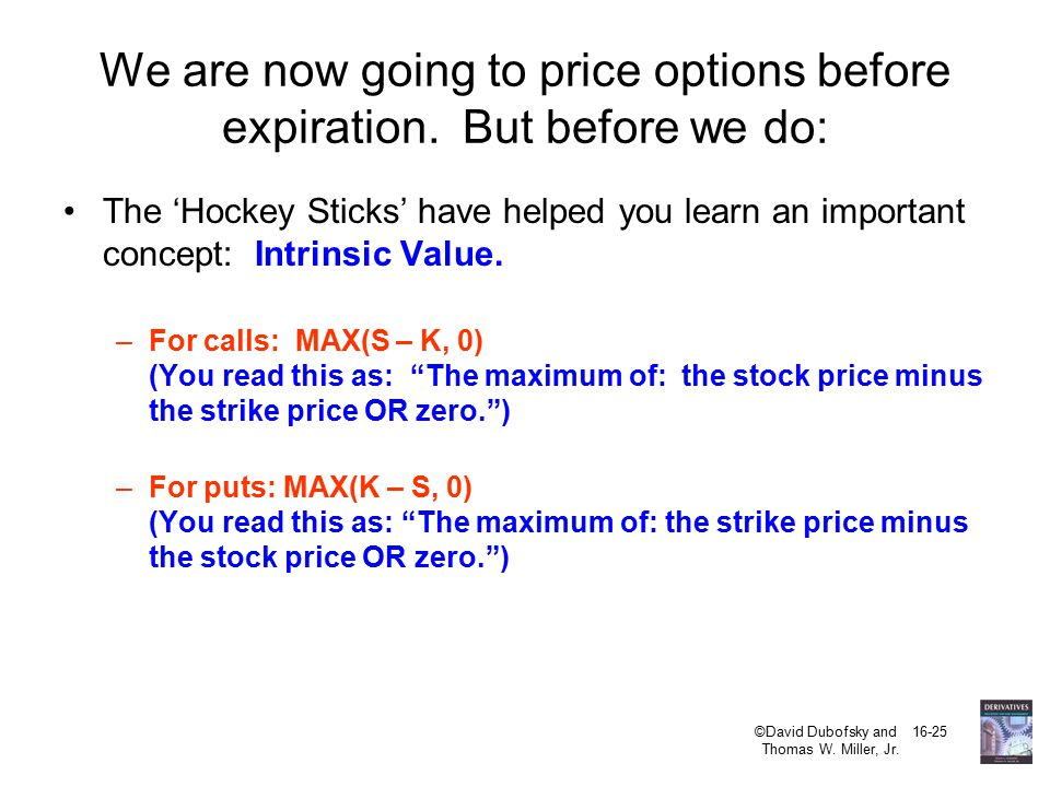 Stock options strike price