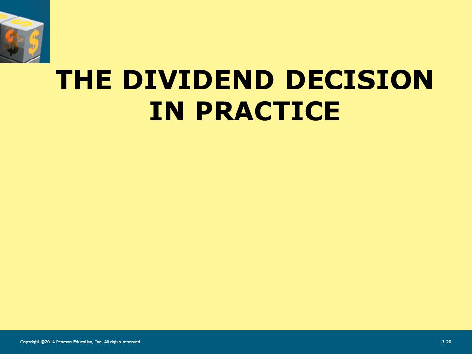 what are legal constraints on dividend policy The study examines whether dividend policy influences banks performance   legal, contractual and internal constraints and restrictions: legal stipulations do.