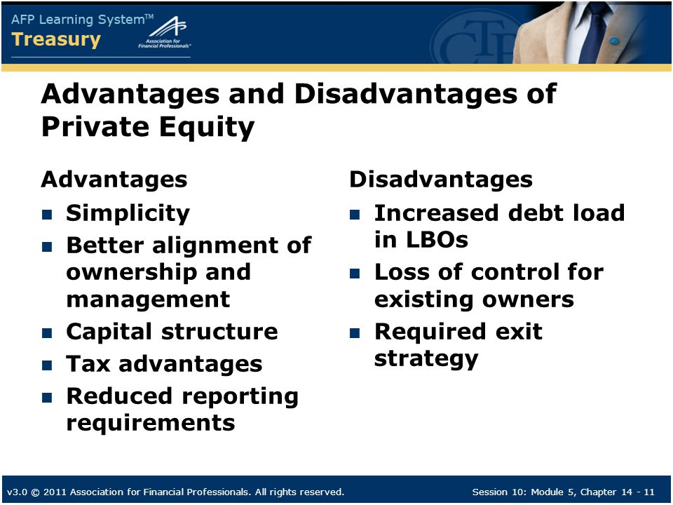 The Advantages & Disadvantages of Debt and Equity Financing