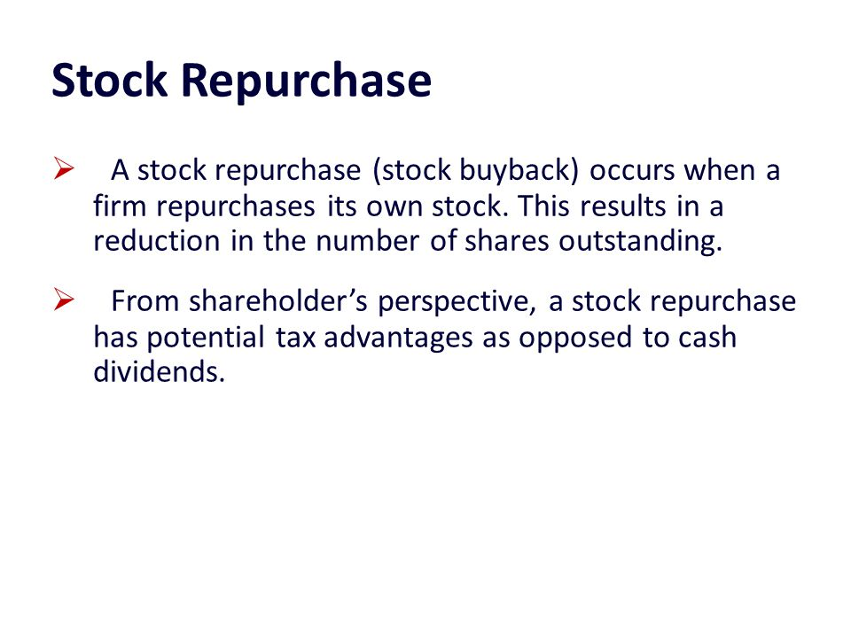 How does a reverse stock split affect stock options