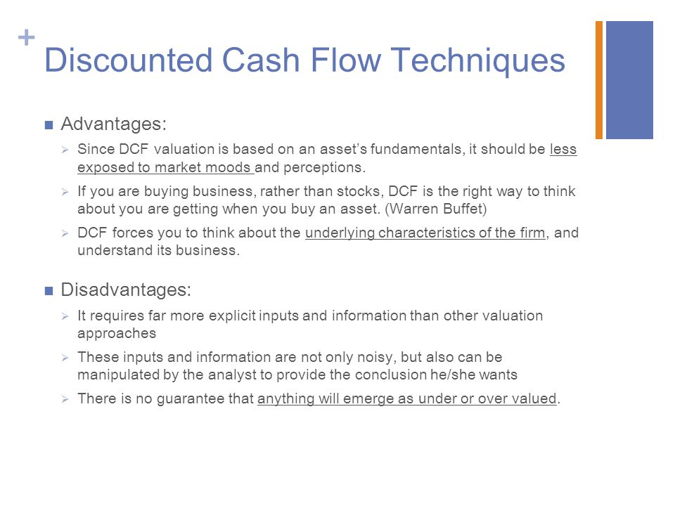 discounted cash flow and forces swot As a result of pest and porter's competitive forces analysis  w3:  noncompetitive prices reactive  growth question marks: risks, very negative  cash flows.