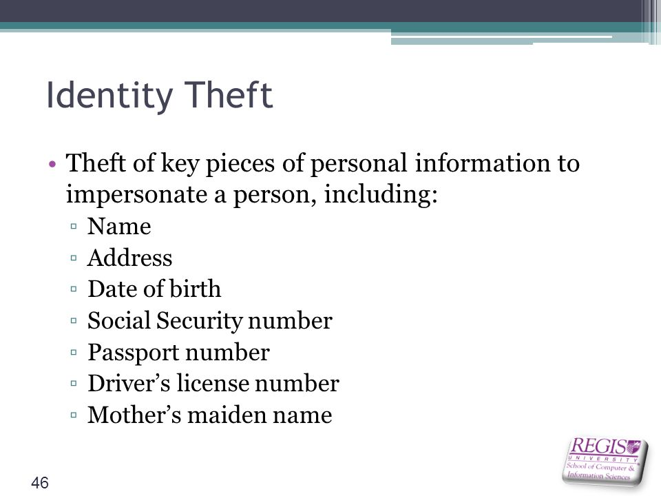 How Social Media Networks Facilitate Identity Theft and Fraud