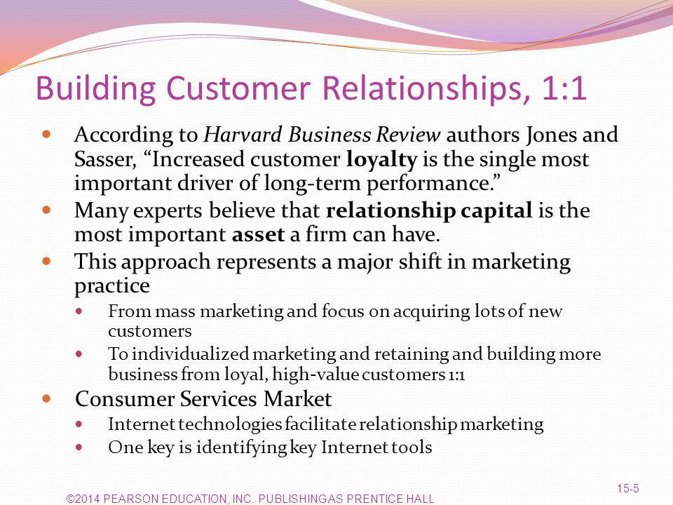 relationship marketing definition gronroos 2000