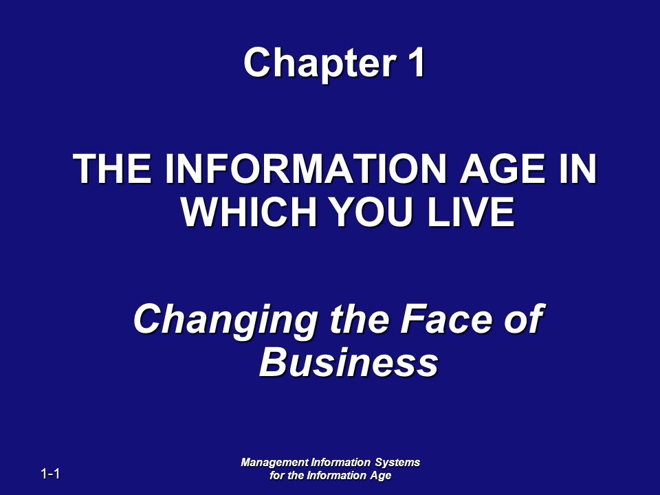 management information systems for the information age Read and download management information systems for the information age 9th edition free ebooks in pdf format bit literacy the organized mind it security compliance.