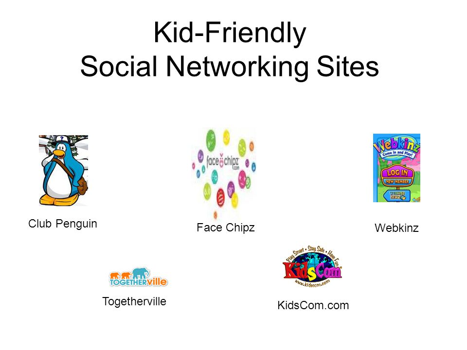 Kid-Friendly Social Networking Sites