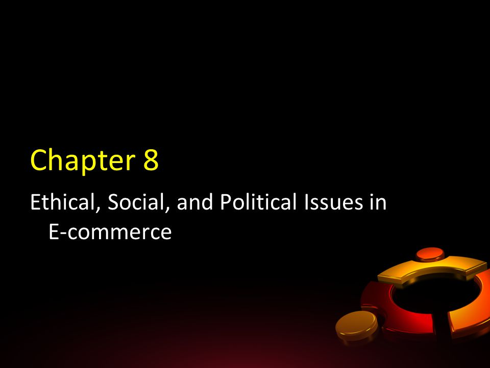 political issues in e commerce