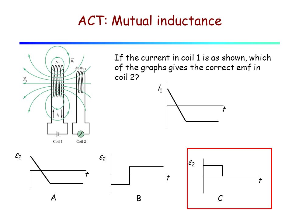 self and mutual inductance pdf