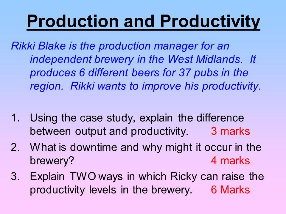 Productivity Case Study 2 | Talent Continuity