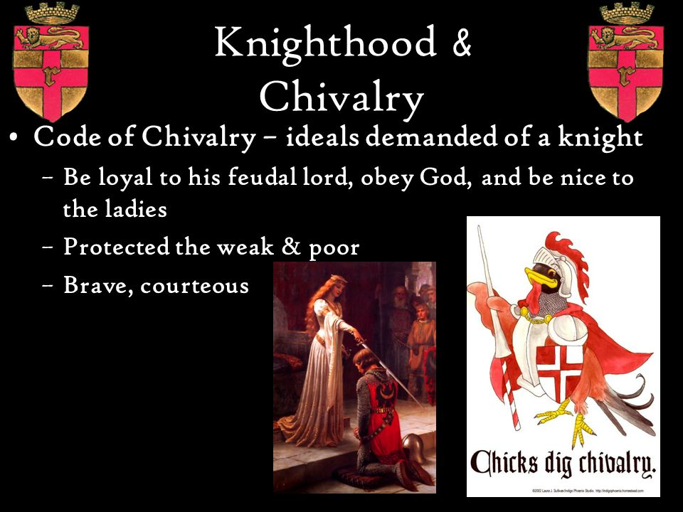 a biography of chivalry the code of brave and courteous conduct for knights