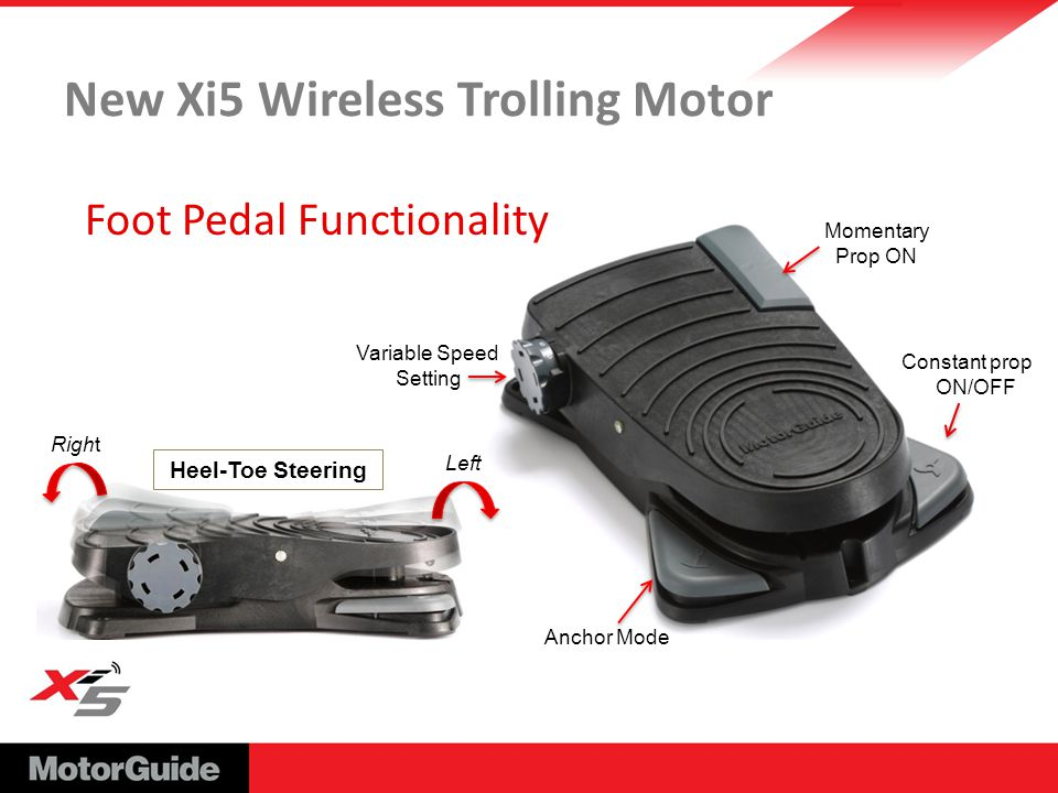 Motorguide xi5 ppt download for New motorguide trolling motor