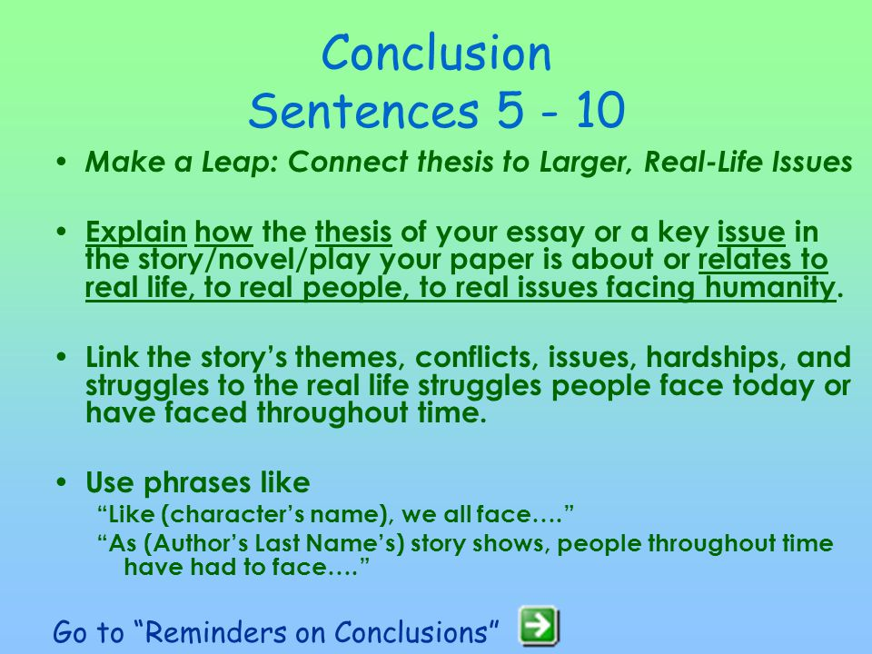 conclusions to hinduism paper