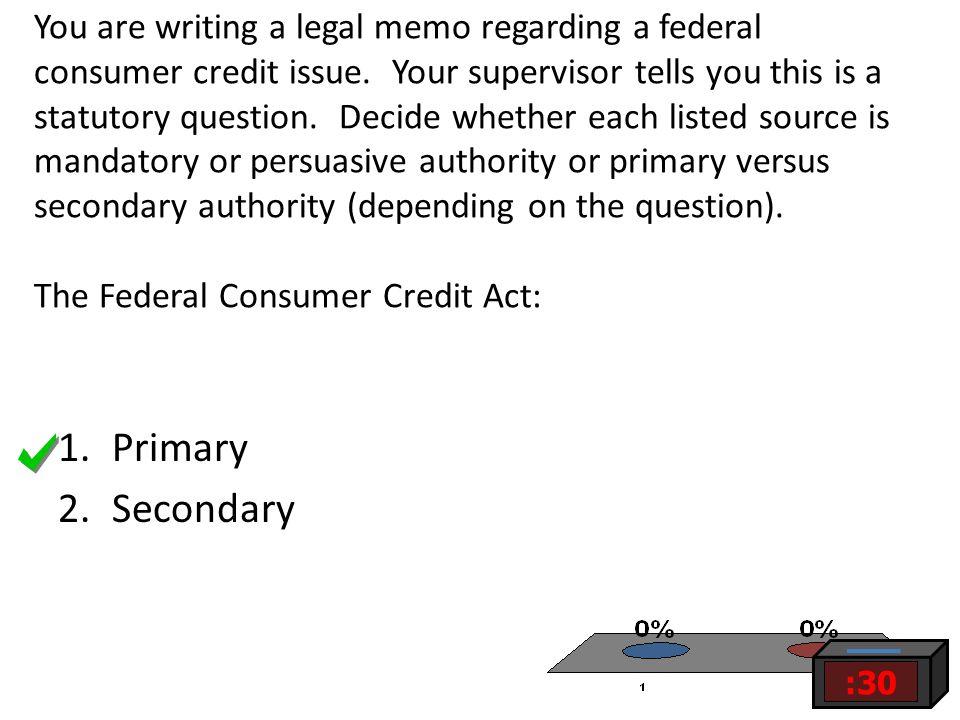 Help writing a legal memo