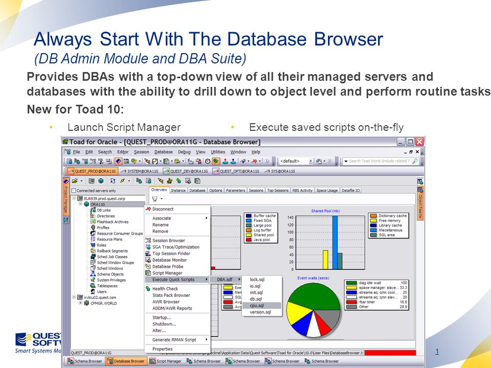Database Browser Unknown Trick – Multi-Select