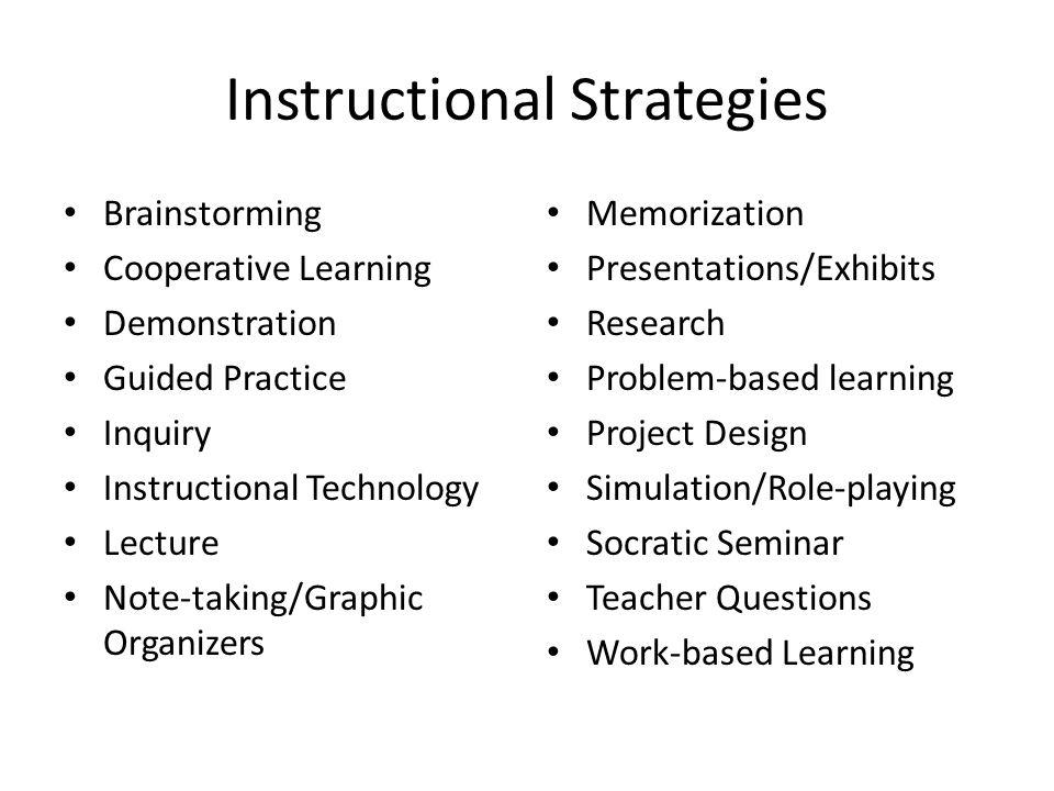 how to teach instructional design