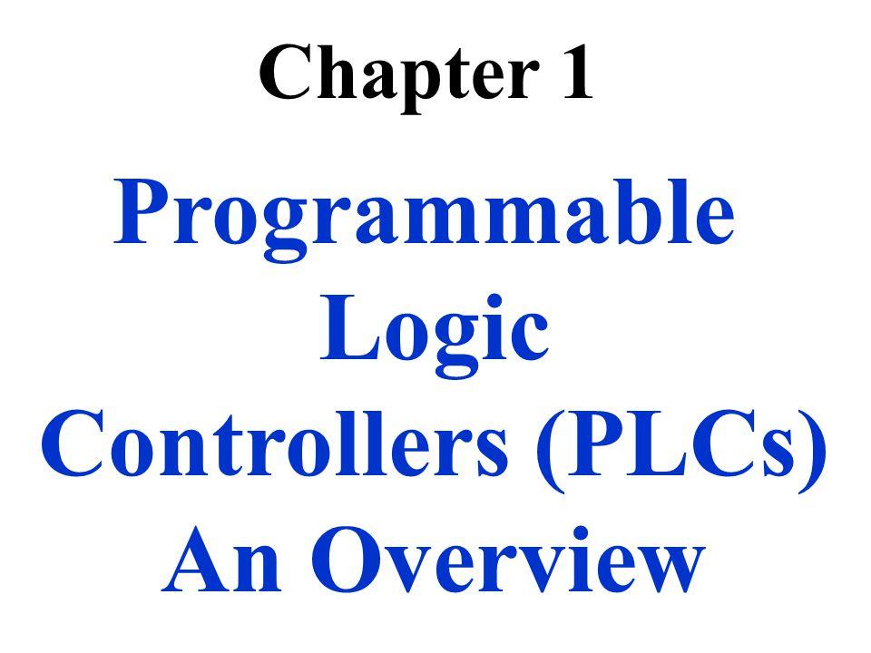 programmable logic controller an overview