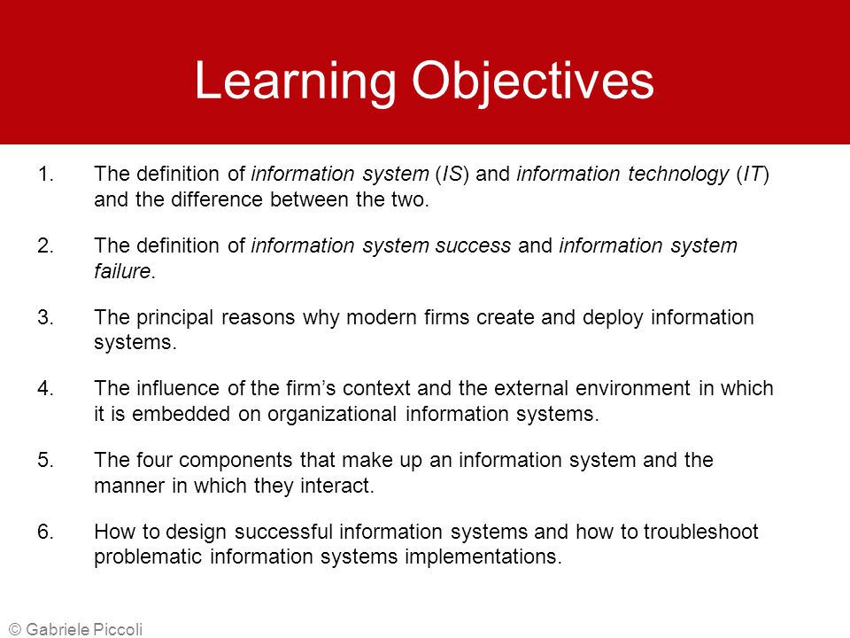 Information Technology System : Information systems defined ppt download