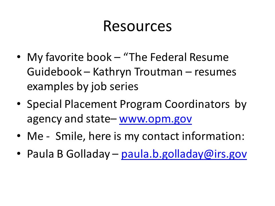 Resumes  Tips And Tricks  Ppt Download