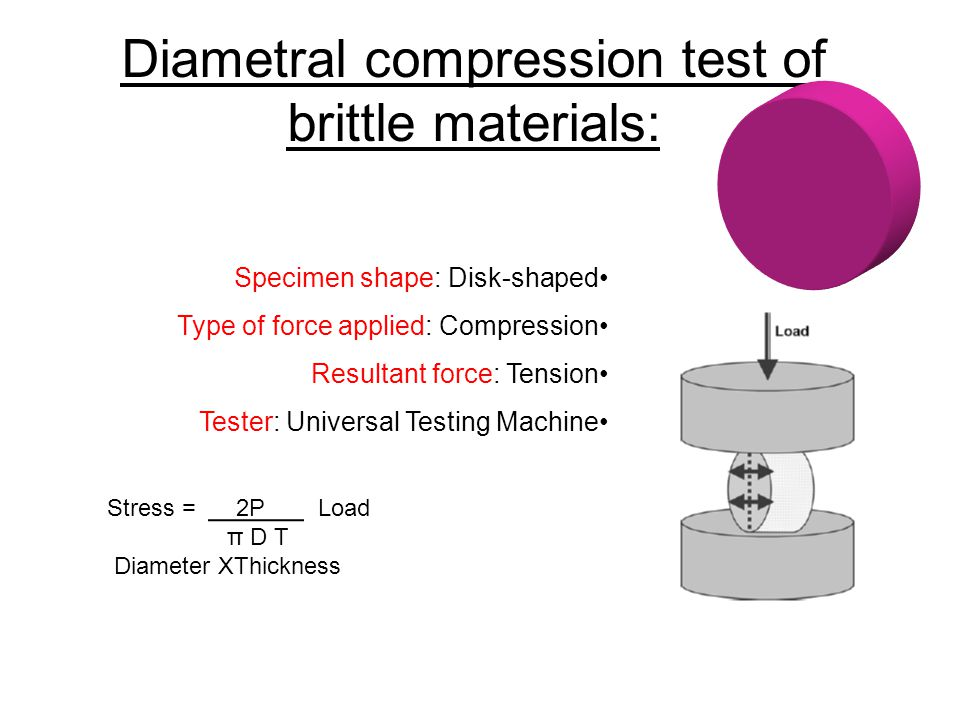 universal testing machine compression test pdf