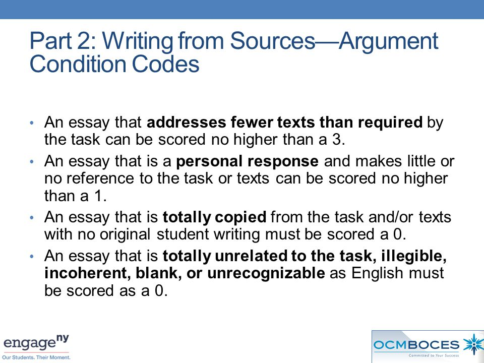 write english regents task 3 essay Ela common core regents review book part 2 argument 1 for this task, you will need to write a 5 paragraph argument essay based on question in the topicthe prompt.