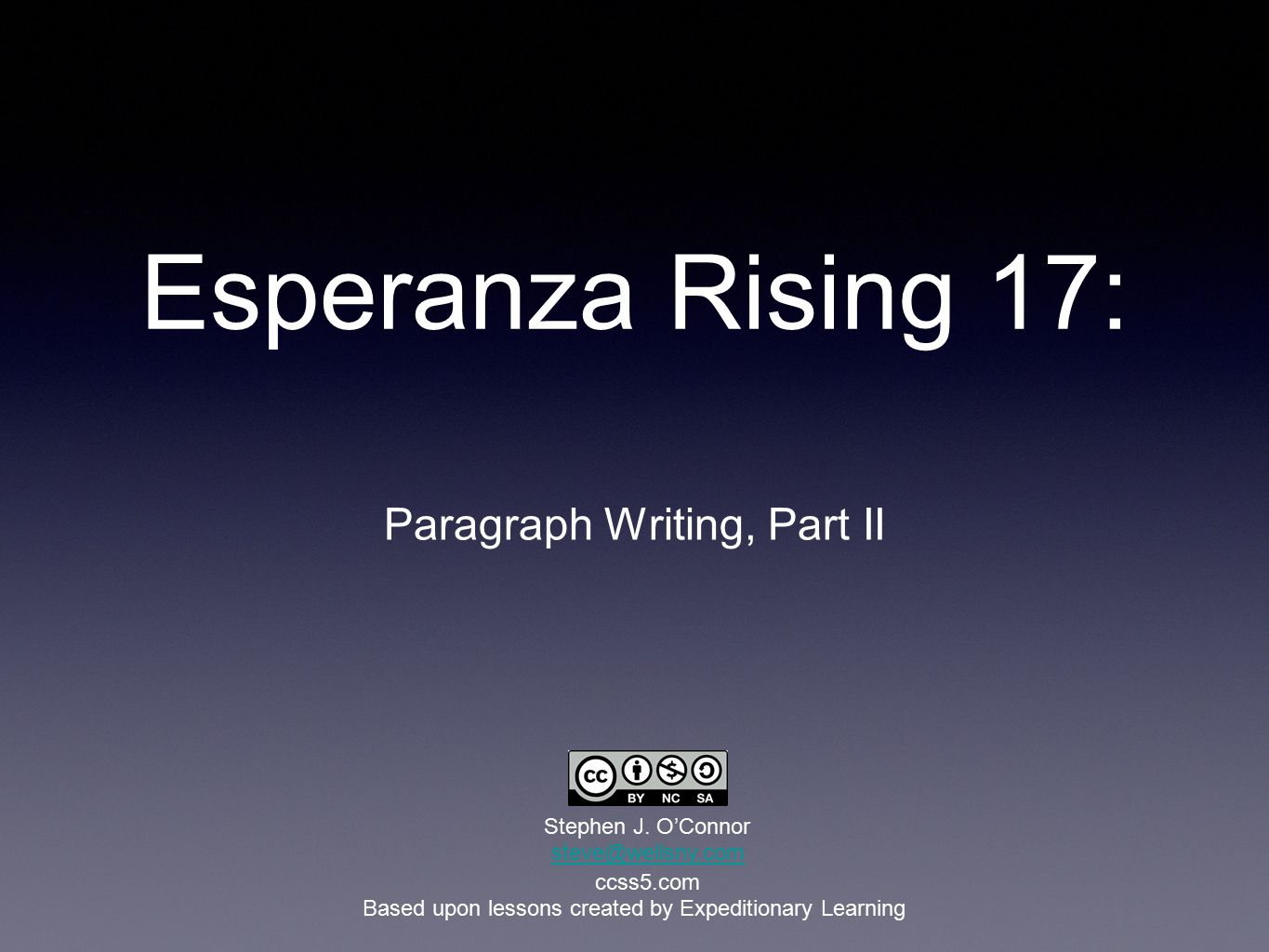 esperanza rising 5 paragraph essay Did you know that in spanish, esperanza means hope i guess it's kind of ironic read the book esperanza rising, by pam munoz ryan to find out subscribe.
