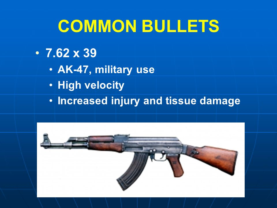 Ballistics In Penetrating Trauma Ppt Video Online Download