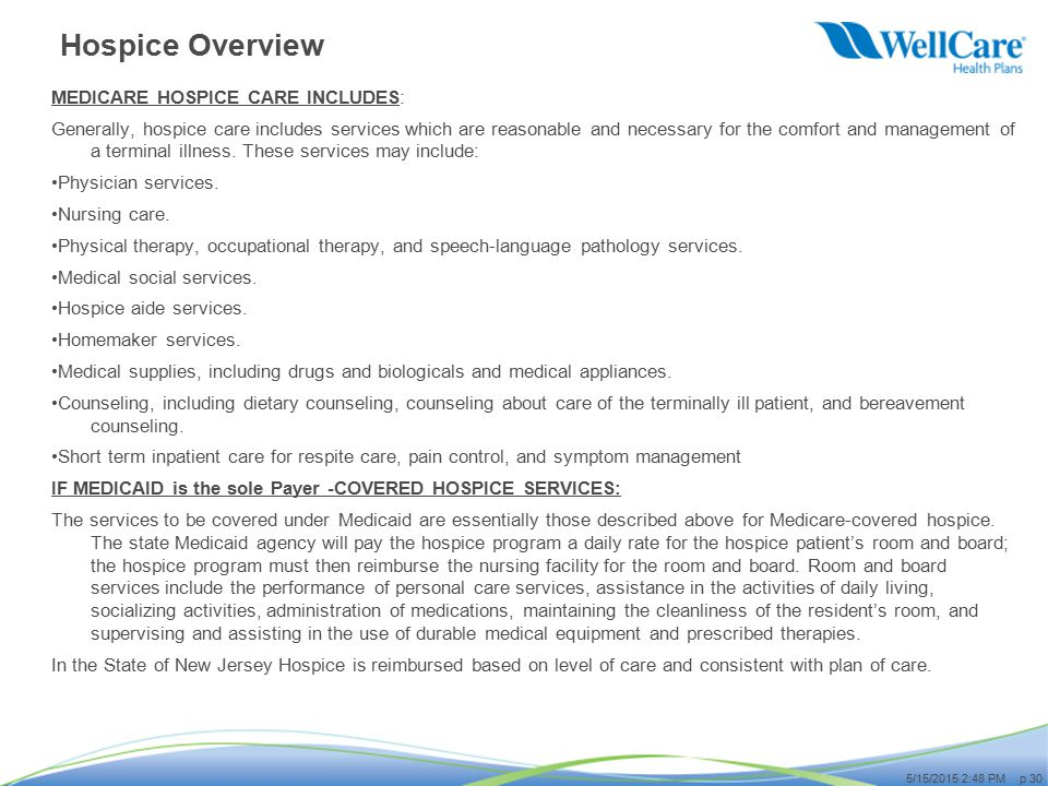 Wellcare health plans of new jersey inc company overview for Live in caregiver room and board