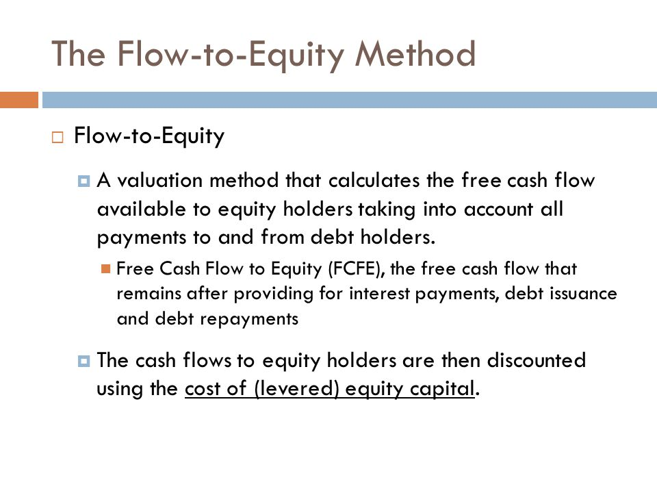 cost of capital using discounted cash Discount fcf using the weighted average cost of capital (wacc), which is a blend of the required returns on the debt and equity components of the capital structure value obtained is the enterprise value of the business.