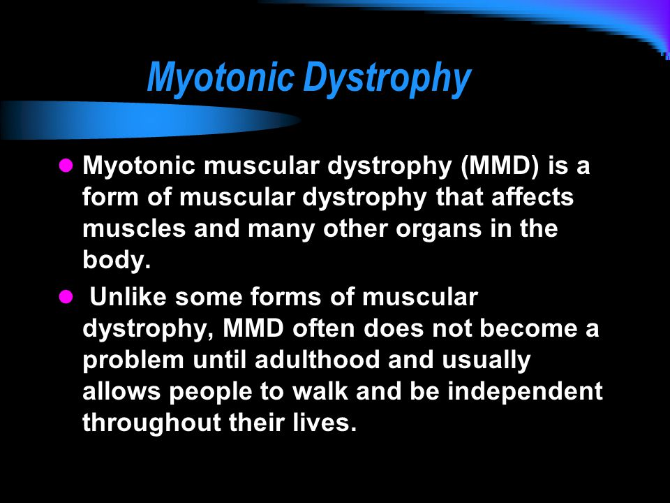 an introduction to the issue of muscular dystrophy Duchenne muscular dystrophy introduction  one known misdiagnosis issue with hyperension, arises in relation to the simple equipment used to test blood pressure .