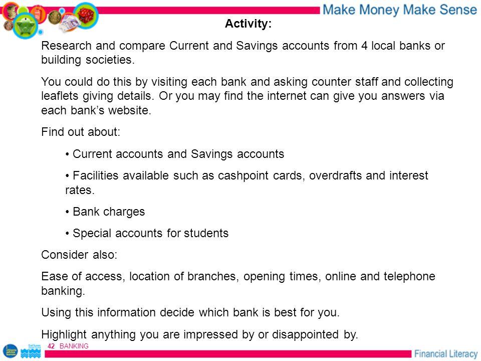 Best Savings Accounts Building Societies
