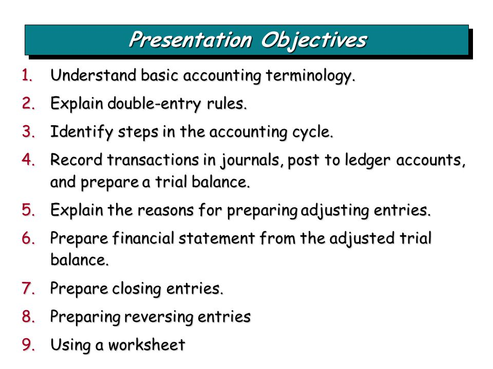 adjusting entries posting and preparing an Closing entries made in the accounting cycle bring the income statement accounts to zero so that the new reporting period will start with once the closing process has been completed and the post trial balance has been the closing entries were made after the adjusting entries.