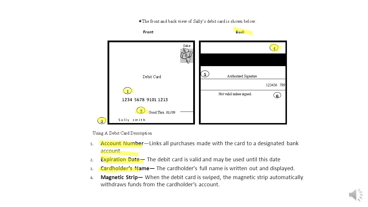 how to find out bank account number from debit card