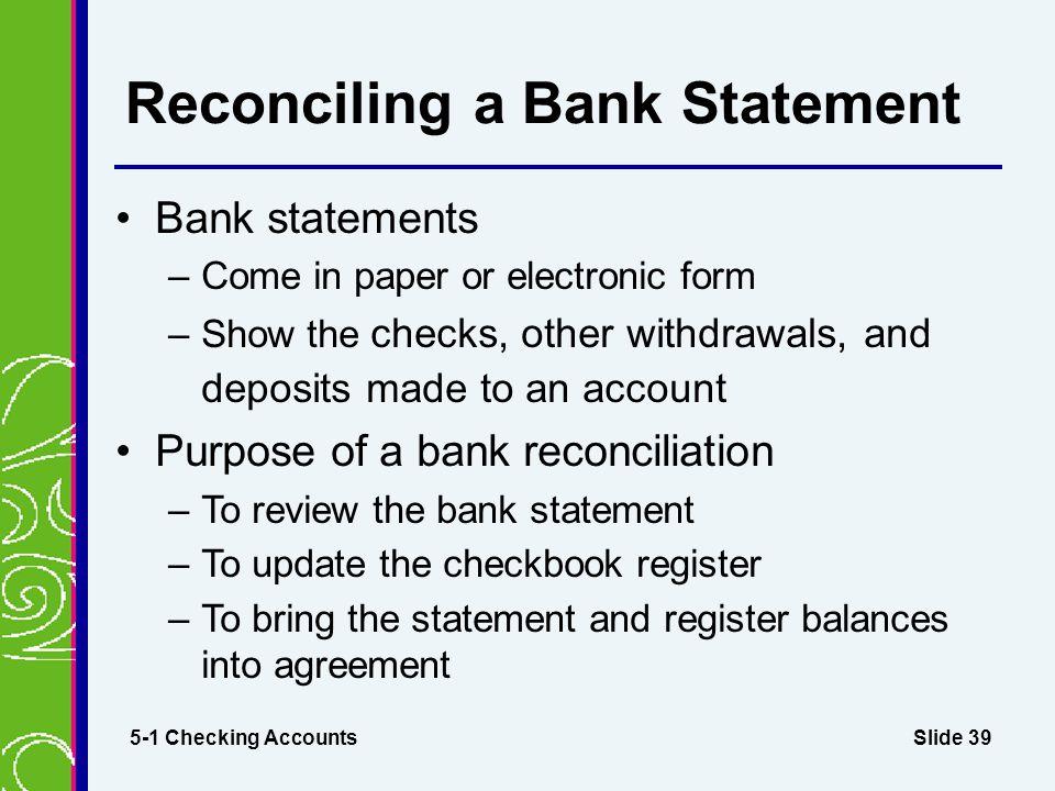 electronic checkbook register