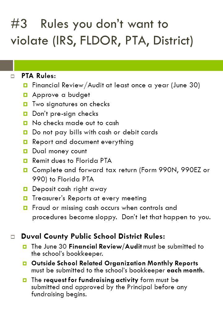 Treasurer's Top Ten Tasks - ppt video online download