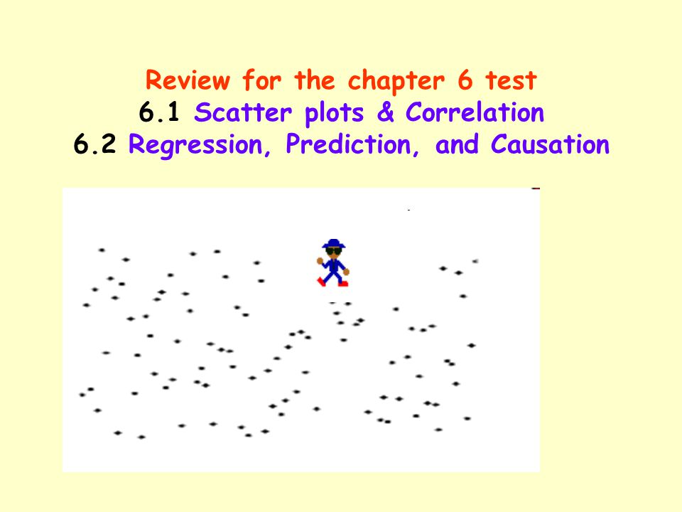 correlation and regression final exam Final exam review ds 303 what is the slope of the least square regression line of final-exam scores on pre-exam scores in this course what is the intercept b) use the regression line to predict julie's final exam score final practice problems.