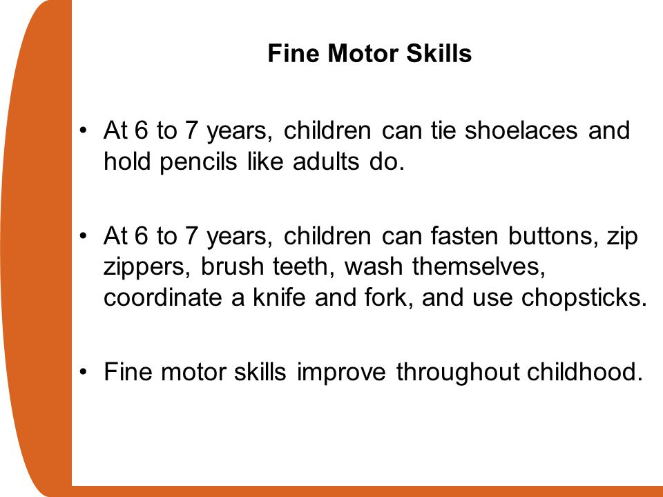 Middle Childhood Physical And Cognitive Development Ppt