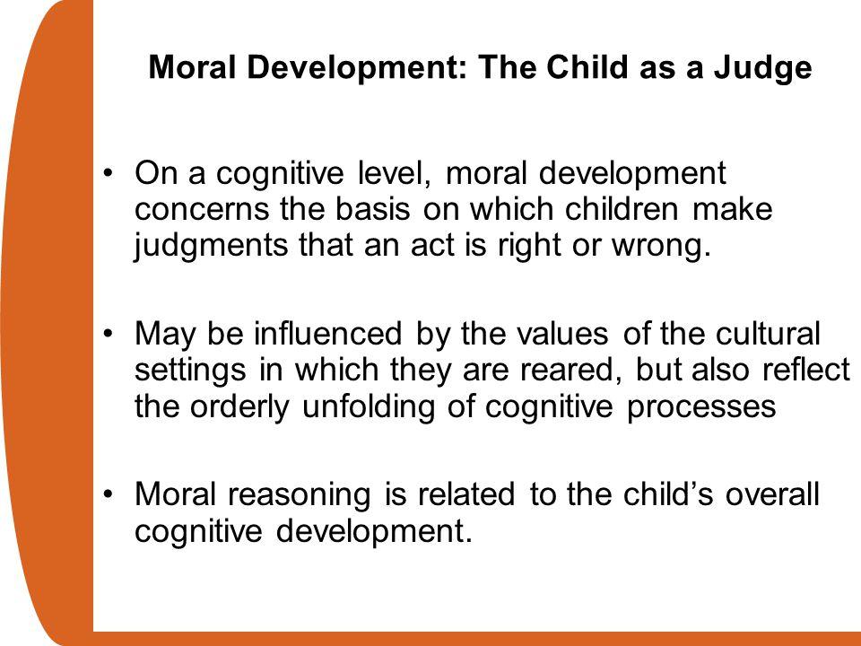cognitive moral development theories essay