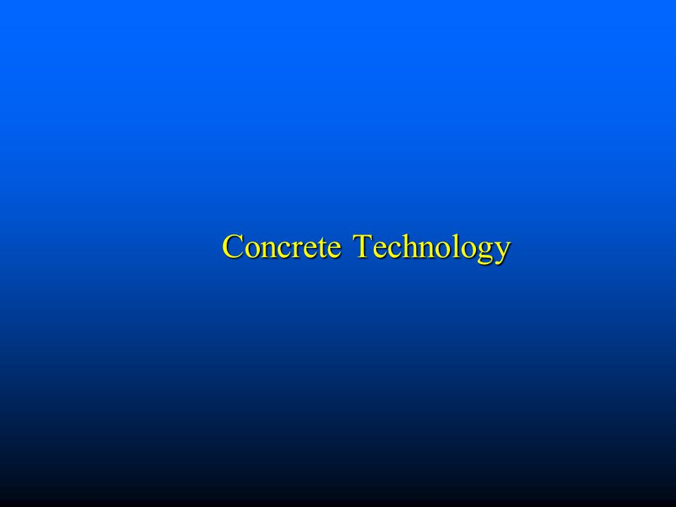 concrete technology Carboncure manufactures a bolt-on technology that introduces recycled co 2 into fresh concrete concrete producers benefit from improved operations, while offering designers and developers the ability to reduce the carbon footprint of their building projects.