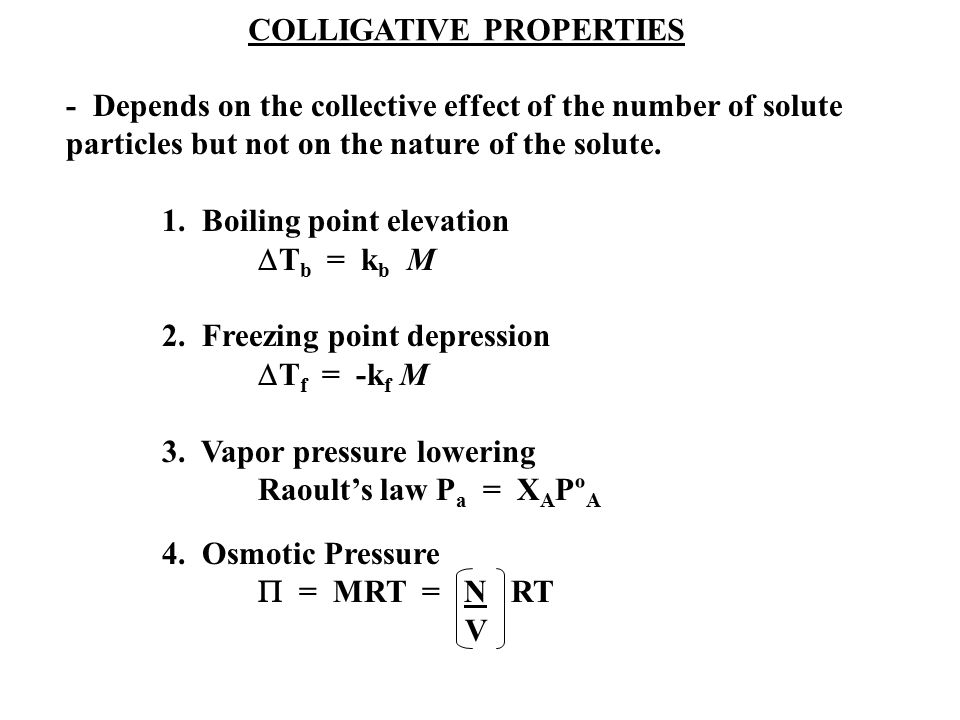 laws of osmotic pressure pdf