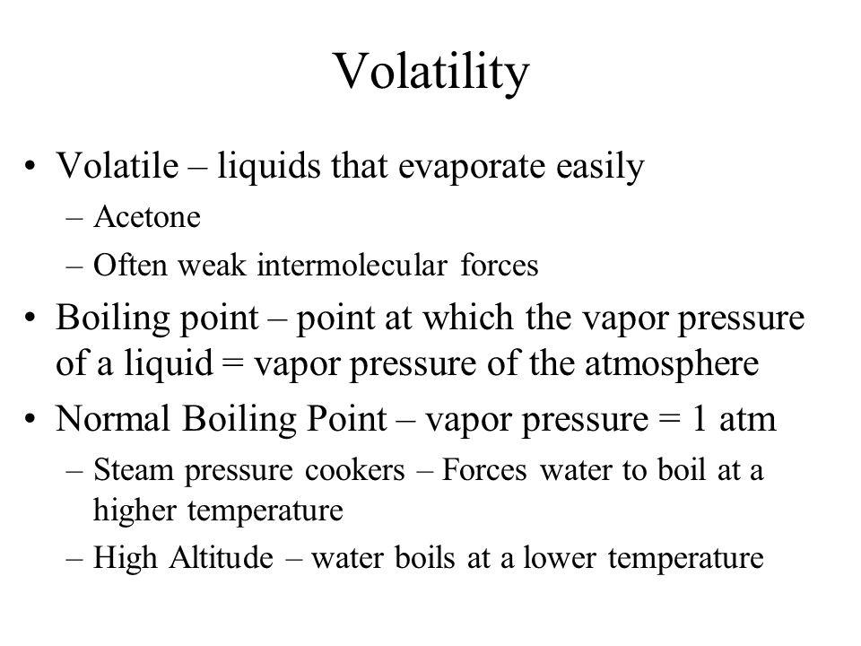 Altitude Water Boils At Room Temperature
