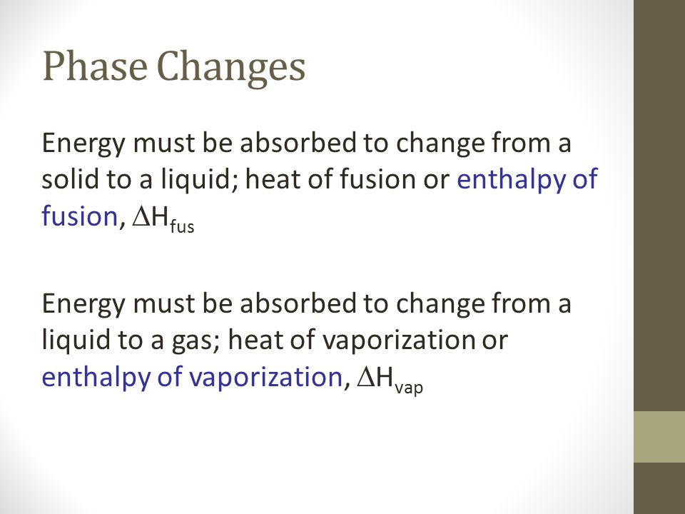 Phase Changes Courtesy - ppt download