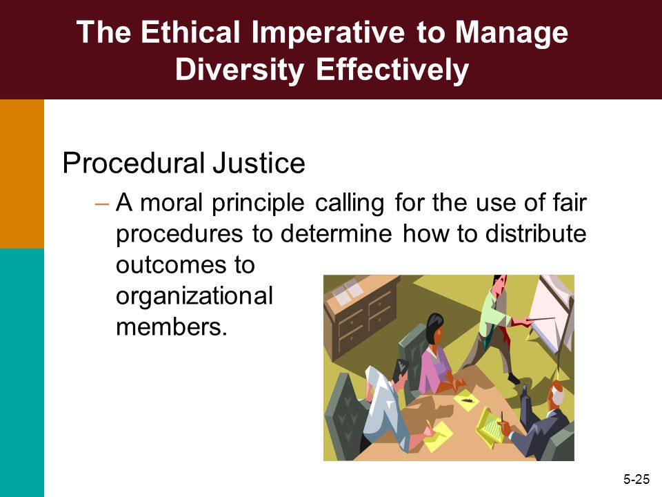 how to effectively manage diversity In order to effectively manage workplace diversity, cox (1993) suggests that a hr manager needs to change from an ethnocentric view (our way is the best way) to a culturally relative perspective (let's take the best of a variety of ways).