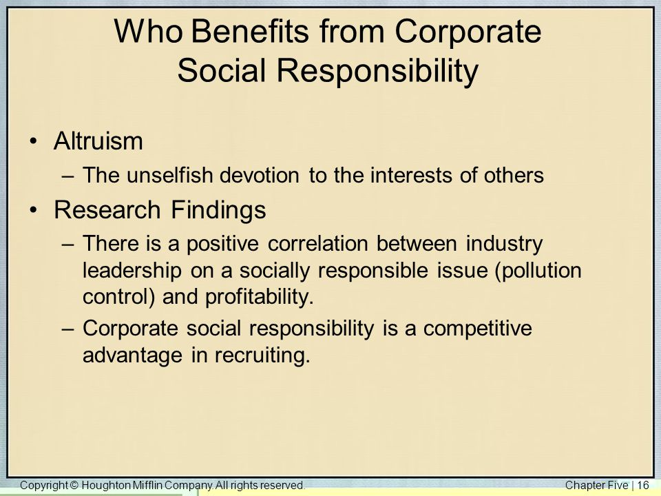 the benefits of sappi s corporate social