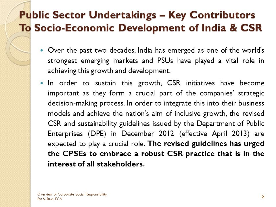 pharmaceutical industries and csr in india